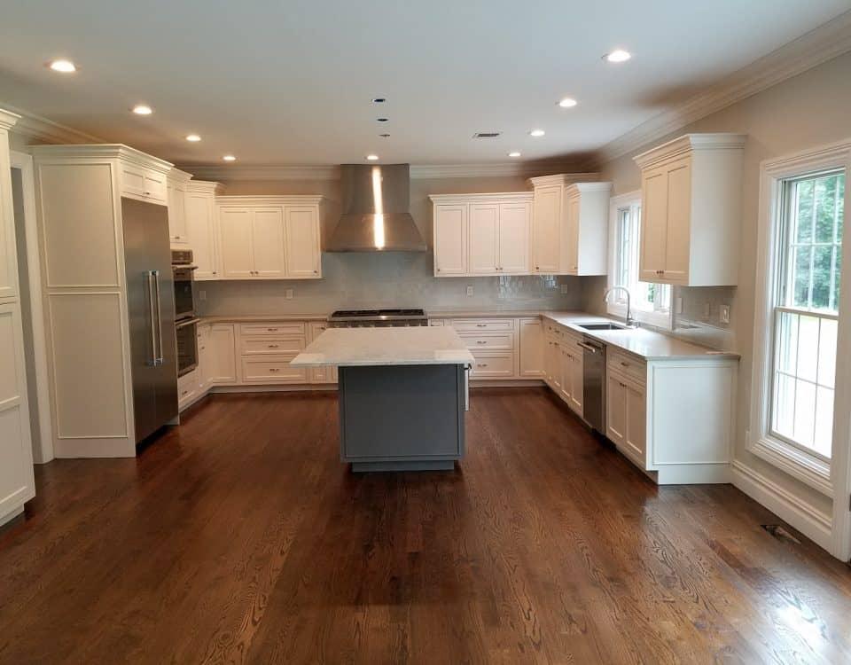 interior big kitchen design